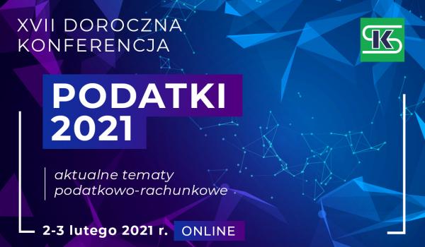 Konferencja Podatki 2021