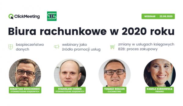 Biura rachunkowe w 2020 roku
