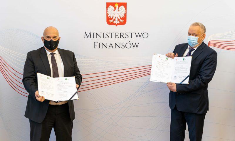 MF zacieśnia współpracę ze Stowarzyszeniem Księgowych w Polsce